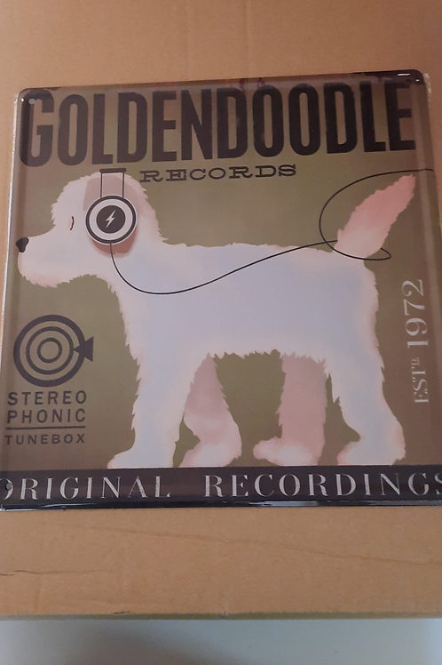 Goldendoodle Records HK0024