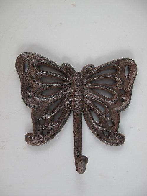 Haak Vlinder roestbruin   326.090RB