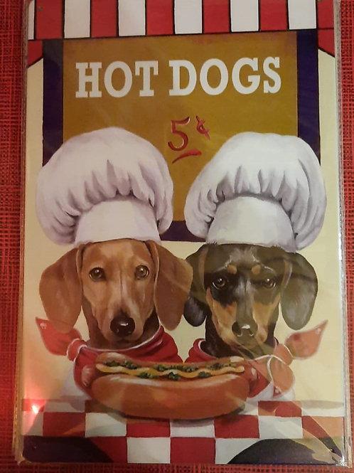 Hot Dogs Teckel  WW028