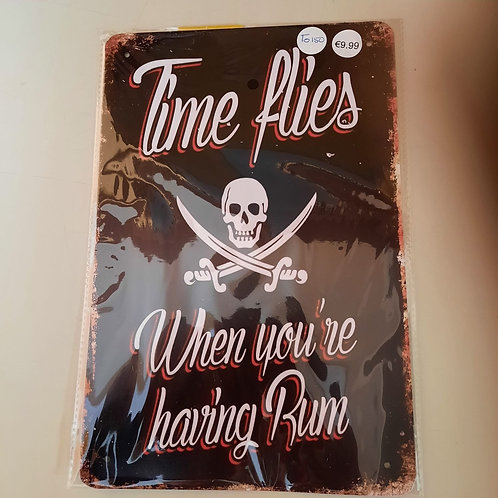 Time Flies when Rum T0150