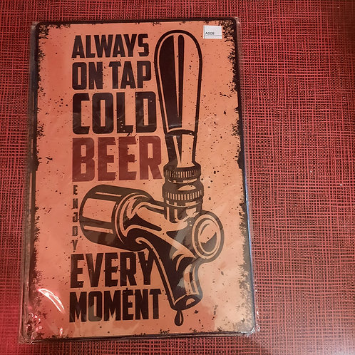 Alway on the Tap Beer A008