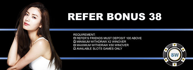 REFER BONUS 38