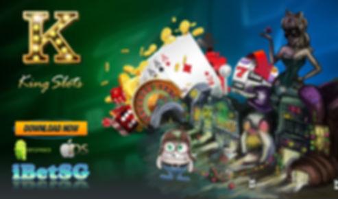 KingSlots Online Casino