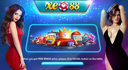 XE88 LOADING PAGE