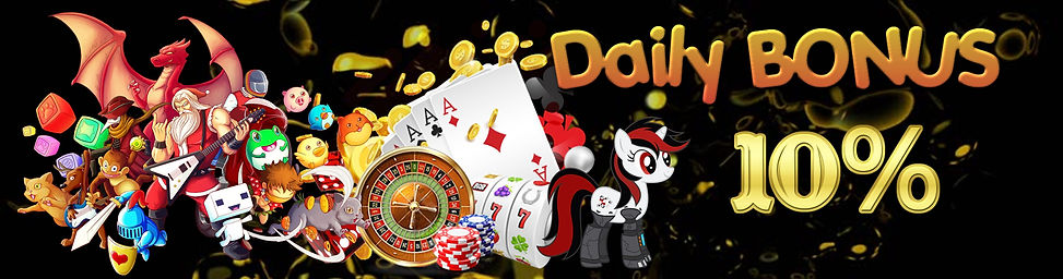 Online Casino Singapore daily bonus 10%