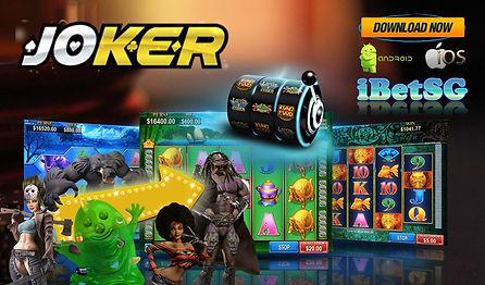 joker online casno singapore
