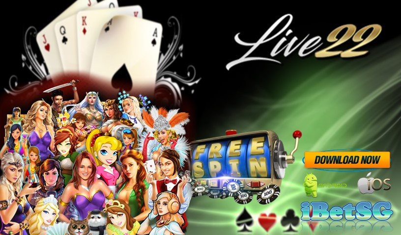 Live22 Online Casino Singapore Ibetsg