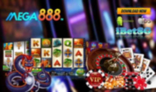 MEGA888 Online Casino