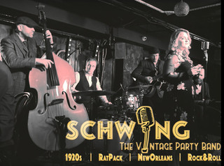 Schwing - Vintage Party Band