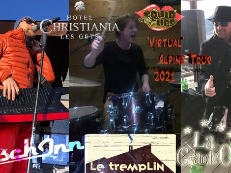 Un drôle d'hiver...    de 150 concerts 'live'...  à 4 'live streams'