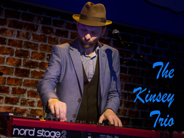 The Kinsey Trio - Intimate   Versatile   Compact