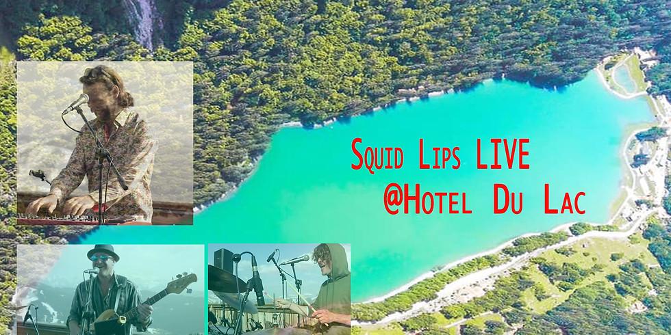 Squid Lips au Lac