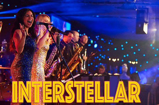 Interstellar - Live Band For Events
