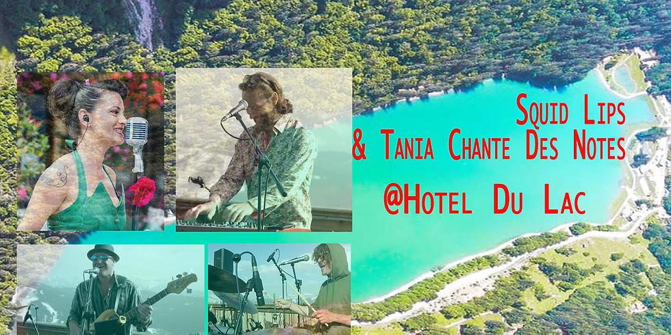 Squid Lips & Tania Chante des Notes