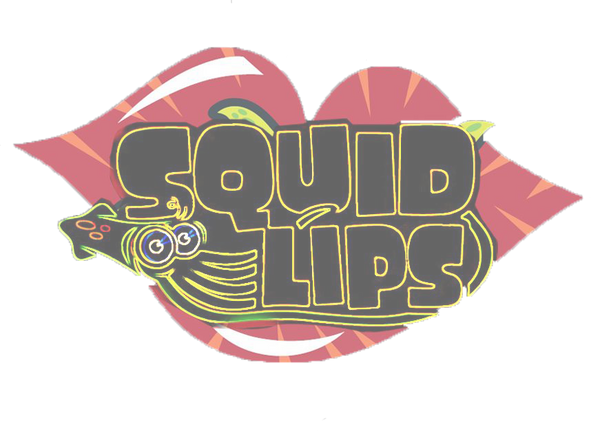 Squid Lips Logo Weddings & Events