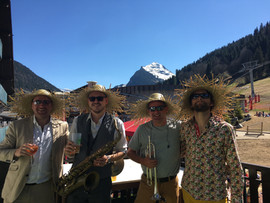 Hats & Mountains