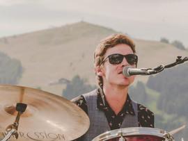 Mountain Drummer