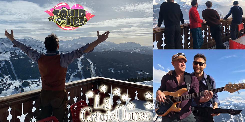 Squid Lips Live at La Grande Ourse