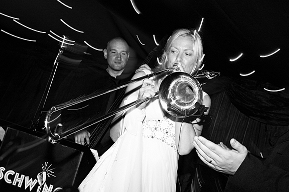 Wedding Bride Trombone