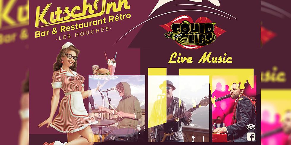 Squid Lips at The Kitsch Inn