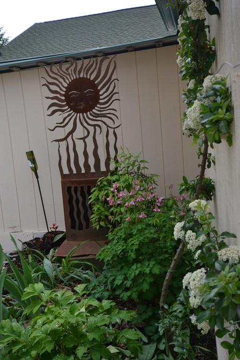 Garden of Art at Lanthier Winery