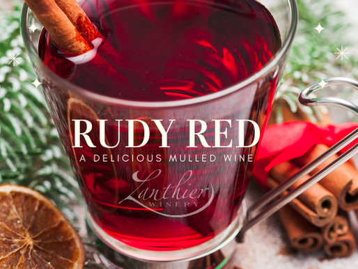 Rudy Red - Oh So Delicious