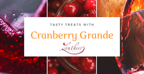 Grand Taste with Cranberry Grande