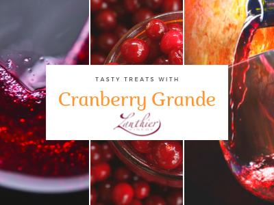 Grand Taste with Cranberry Grande