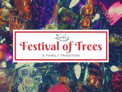 Festival of Trees: A Family Tradition