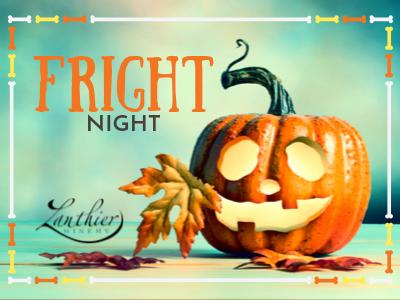 Fright Night? Wine Not