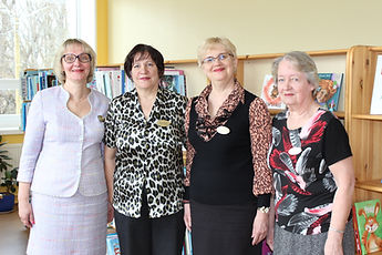 Ene Michelis; Anne Pusse; Rita Raudsepp; Sirje Ristikivi