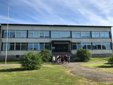 Pärnu-Jaagupi raamatukogu