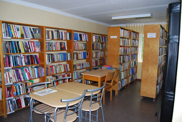 Suurejõe raamatukogu