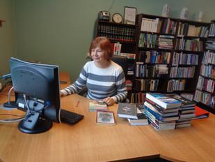 Tootsi raamatukogu
