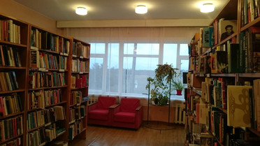 Koonga raamatukogu