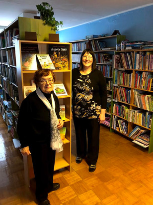 Jõesuu raamatukogu