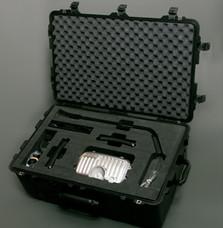 Sensit PMD case, Portable Methane Detector case, methane selective, ppm range, methane gas leak survey, filterd infrared spectroscopy, portable methane detection