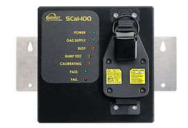 Sensit, SCal-100, Calibration Station, data management software, instrument test p100