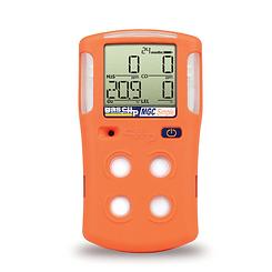 Gas Clip, multi gas clip simple, mgc simple, multi gas detector 2 year, maintenance free multi gas detector, portable multi gas detector, lel infrared sensor, IP68 gas detector