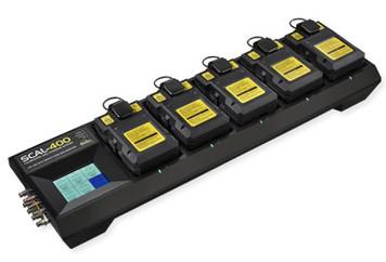 Sensit, SCal-400, Calibration and Charging Station, data management software, sensor performance data, instrument test P400