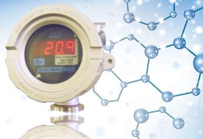Tocsin 903, ATEX Control Panel, gas detection, 4-20 mA, alarm relay, hart protocol, modbus 485, hart device, zone 1, zone 2