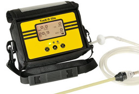 Sensit Trak-It IIIa, Combustible Gas Indicator, gas leak detector, find gas leaks, locate gas leaks, gas leak pinpointing, four gas gas leak detector, combustible gas indicator, gas leak survey, gas leak investigation, gas pipeline purging, confined space gas detection, confined space gas leak detection, tick rate, ATEX