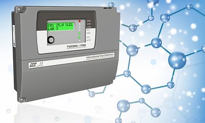 TOCSIN i700, Control Panel, gas detection, addressable, analogue, detector control panel,