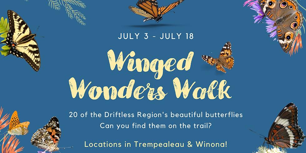 Winged Wonders Walk - Winona