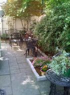 small back patio