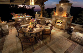 Brick-paver-patio