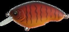 Matte Orange Tiger