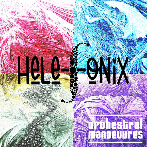 Orchestral Manoeuvres EP Helefonix artwo