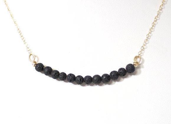 Lava Bar Necklace
