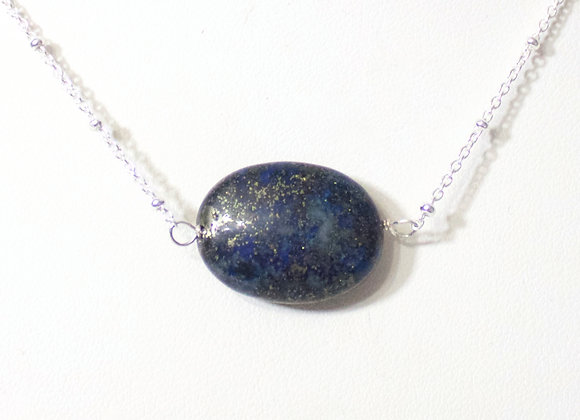 Heaven Come Sterling Silver Necklace
